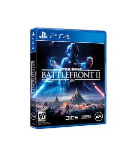 JUEGO SONY PS4 STAR WARS BATTLEFRONT II - Imagen 1