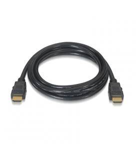 CABLE HDMI V2.0 4K@60Hz 18Gbps, A/M-A/M NEGRO 2m.