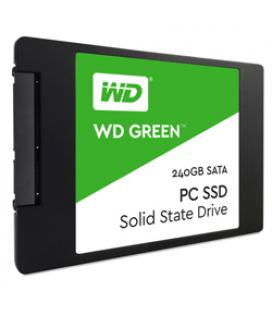 "SSD WESTERN DIGITAL WD GREEN SATA 2.5"" 240GB"