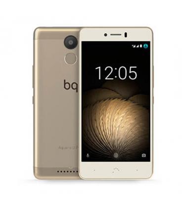 MOVIL BQ AQUARIS U PLUS 4G LTE 2GB 16GB DORADO - Imagen 1