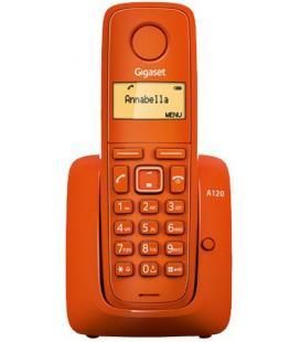 TELEF. INALAMBRICO DECT DIGITAL GIGASET A120 NARAN - Imagen 1