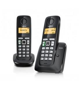 TELEF. INALAMBRICO DECT DIGITAL GIGASET AS405 DUO