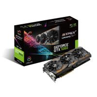 TARJETA GRAFICA ASUS ROG GEFORCE STRIX-GTX1060-O6G-GAMING 6GB DDR5