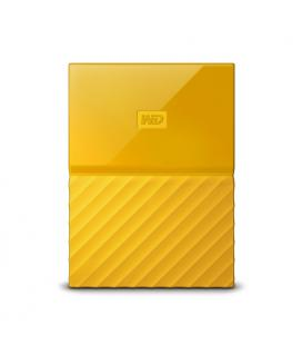 "HD WD EXTERNO. 1TB YELLOW 2.5"" WDBYNN0010BYL-WESN MY PASSPORT WORLWIDE AMARILLO"