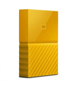 "HD WD EXTERNO. 2TB YELLOW 2.5"" WDBYFT0020BYL-WESN MY PASSPORT WORLWIDE AMARILLO"