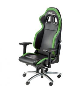 SPARCO SILLA GAMING RESPAWN SG1. NEGRO/ VERDE (00975NRVD)