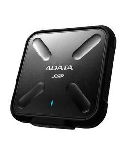 HD EXT USB 3.1 2.5 SSD 512GB ADATA SD700 BLACK - Imagen 1