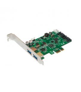 CONTROLADORA MINI-PCIE 2X USB3.0 LOGILINK PC0059A - Imagen 1