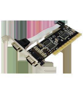 CONTROLADORA PCI 2XSERIE LOGILINK PC0016