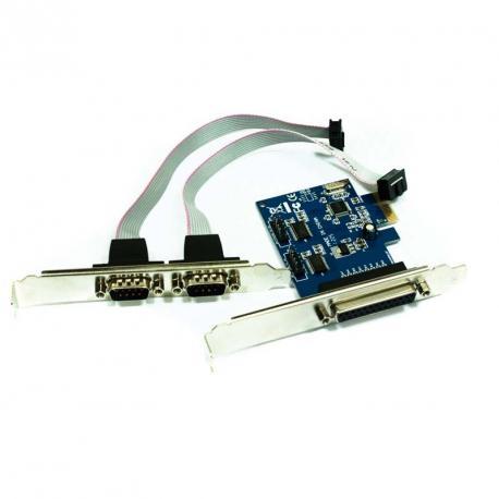 TARJETA PCIE INTERNA A 1XPARALELO - Imagen 1