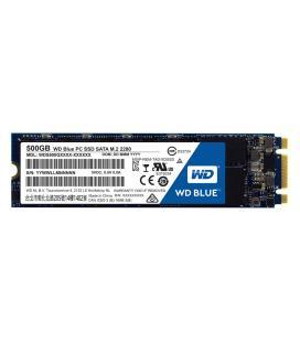 HD M2 SSD 500GB SATA3 WD BLUE - Imagen 1
