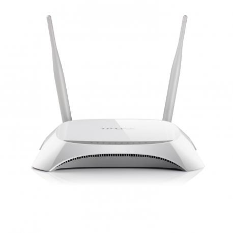 ROUTER INALAMBRICO TP-LINK MR3420 - - Imagen 1