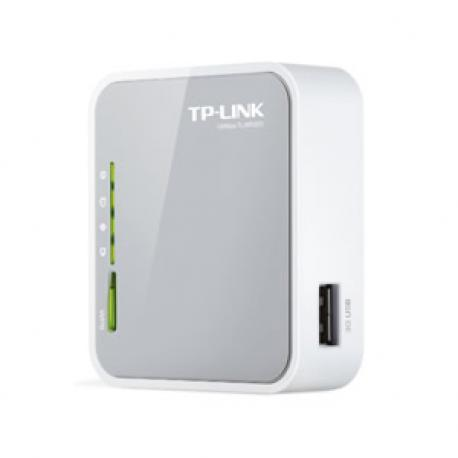 ROUTER 3G INALAMBRICO N TP-LINK - Imagen 1