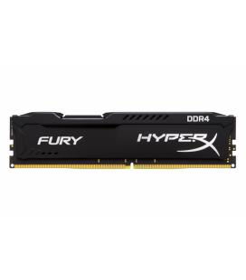 MODULO DDR4 16GB PC2400 KINGSTON HYPERX FURY BLACK - Imagen 1