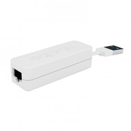 ADAPTADOR USB A LAN APPROX - Imagen 1