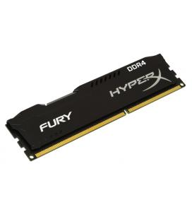 MODULO DDR4 4GB PC2666 KINGSTON HYPERX FURY BLACK - Imagen 1