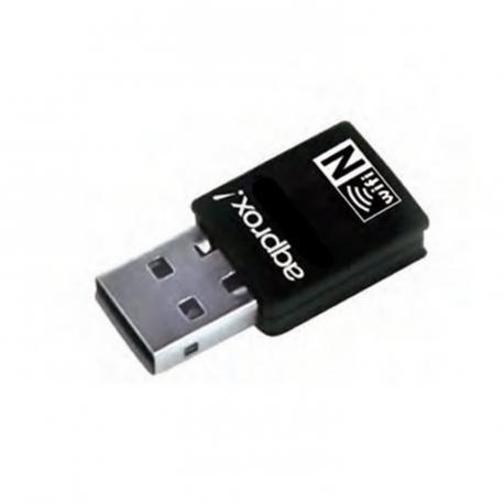 ADAPTADOR USB WIFI APPROX APPUSB300NAV2 - Imagen 1
