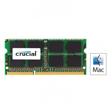MEMORIA CRUCIAL 4GB - DDR3-1066 - Imagen 1