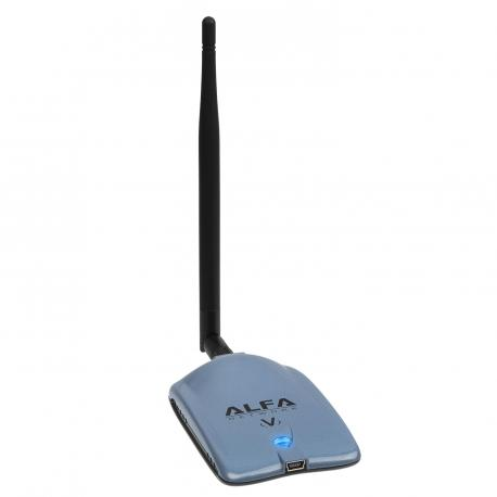 ADAPTADOR USB WIFI 5DBI ALFA - Imagen 1