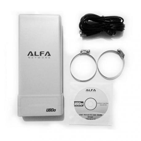 ADAPTADOR USB WIFI ALFA NETWORK - Imagen 1