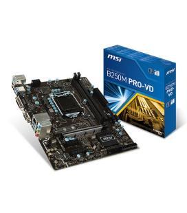 PB MSI 1151 B250M PRO-VD - Imagen 1
