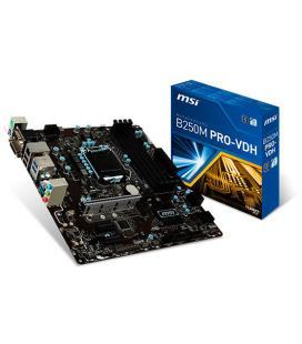 PB MSI 1151 B250M PRO-VDH - Imagen 1