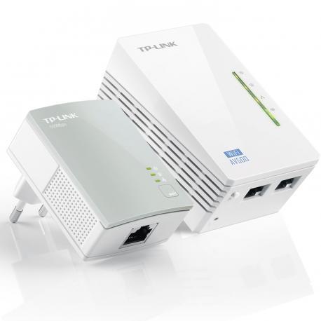 PLC/POWERLINE TP-LINK TL-WPA4220KIT KIT EXTENSOR - Imagen 1