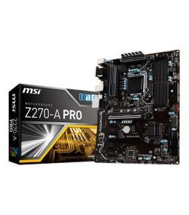 PB MSI 1151 Z270 A PRO ATX
