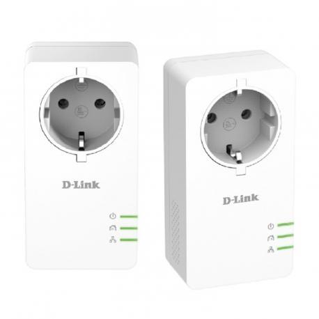 POWERLINE DLINK P601AV AV2 1000 - Imagen 1