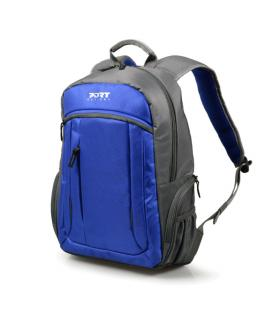 Port Designs VALMOREL Poliéster Azul mochila