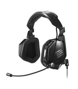 Mad Catz F.R.E.Q. TE Binaurale Diadema Negro auricular con micrófono