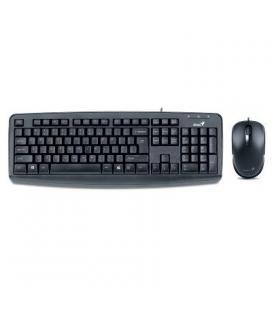 Genius KM-130 USB USB Negro teclado