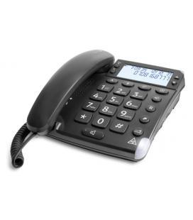 Doro Magna 4000 Teléfono analógico Identificador de llamadas Negro