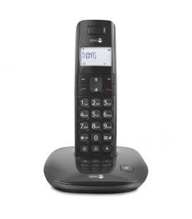 Doro Comfort 1010 DECT Identificador de llamadas Negro