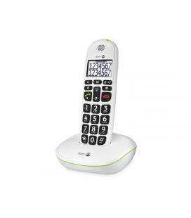 Doro PhoneEasy 110 Teléfono DECT Identificador de llamadas Blanco
