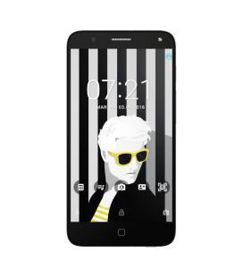 Alcatel POP 4 5051D SIM doble 4G 8GB Blanco