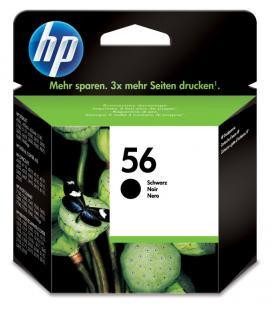HP Cartucho de tinta original 56 negro