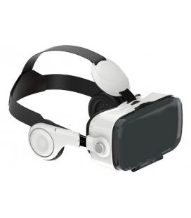 Archos VR Glasses 2 Gafas de realidad virtual 410g Negro, Color blanco