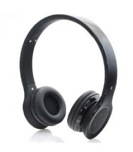 Gembird BHP-BER-BK Diadema Negro auricular con micrófono