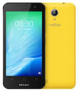 Neffos Y50 SIM doble 4G 8GB Amarillo