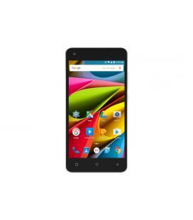 Archos Cobalt 50b SIM doble 4G 16GB Negro, Plata