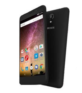 Archos Core 55p SIM doble 4G 16GB Negro, Gris