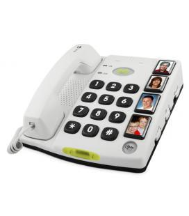 Doro Secure 347 Teléfono analógico Blanco