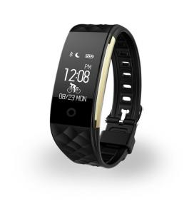 "Woxter SmartFit 15 Wristband activity tracker 0.96"" OLED Inalámbrico IP67 Negro"