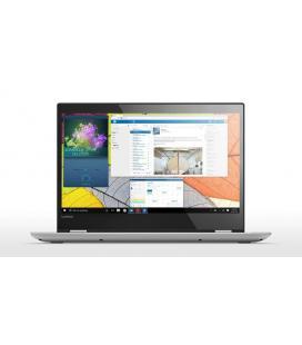 """Lenovo Yoga 520 2.50GHz i5-7200U 14"""" 1366 x 768Pixeles Pantalla táctil Gris Híbrido (2-en-1)"""