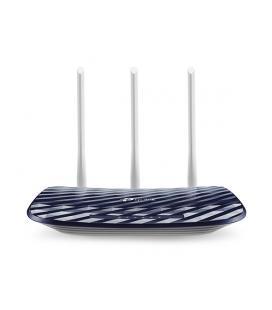 TP-LINK Archer C20 AC750 V4.0 Doble banda (2,4 GHz / 5 GHz) Ethernet rápido Marina router inalámbrico