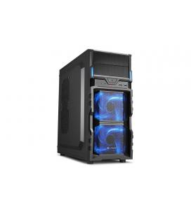 Sharkoon VG5-V Full-Tower Negro carcasa de ordenador