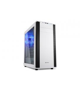 Sharkoon M25-W Midi-Tower Blanco carcasa de ordenador - Imagen 1