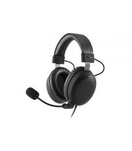 Sharkoon B1 Binaurale Diadema Negro auricular con micrófono