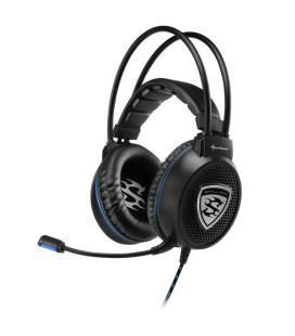 Sharkoon Skiller SGH1 Binaurale Diadema Negro auricular con micrófono